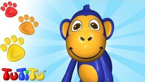ویدیوهای آموزشی تو تی تو - اسباب بازی جانوران 51
