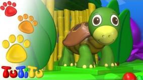 ویدیوهای آموزشی تو تی تو - اسباب بازی جانوران 70