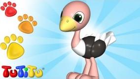 ویدیوهای آموزشی تو تی تو - اسباب بازی جانوران 60