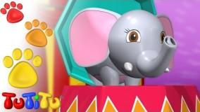 ویدیوهای آموزشی تو تی تو - اسباب بازی جانوران 64
