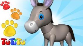 دانلود تو تی تو جدید - اسباب بازی جانوران 13