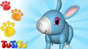 ویدیوهای آموزشی تو تی تو - اسباب بازی جانوران 71