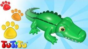 دانلود تو تی تو جدید - اسباب بازی جانوران 12