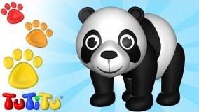 ویدیوهای آموزشی تو تی تو - اسباب بازی جانوران 47