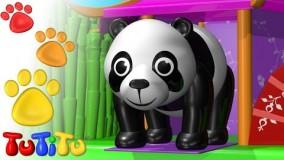 ویدیوهای آموزشی تو تی تو - اسباب بازی جانوران 37