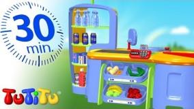 ویدیوهای آموزشی تو تی تو - اسباب بازی جانوران 52