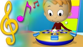 ویدیوهای آموزشی تو تی تو - اسباب بازی جانوران 73
