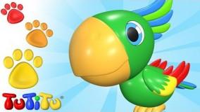 دانلود تو تی تو جدید - اسباب بازی جانوران 4