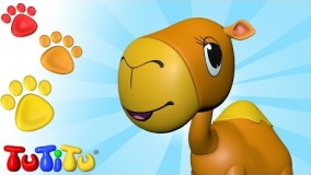ویدیوهای آموزشی تو تی تو - اسباب بازی جانوران 72
