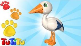 دانلود تو تی تو جدید - اسباب بازی جانوران 3