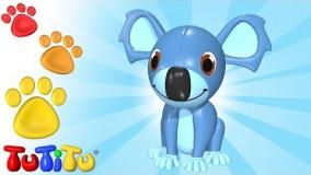 دانلود تو تی تو جدید - اسباب بازی جانوران 25
