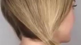 آموزش بافت چهارتایی مو