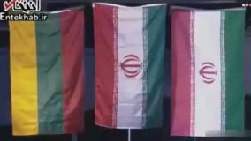 فیلم/ مراسم اهدای مدال به وزنهبرداران ایران