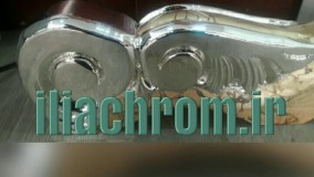 کروم پاش/ابکاری پاششی/مواد کروم 09127692842