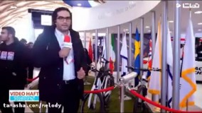 دوچرخه برقی دستساز ایتالیایی در خیابانهای ایران 16