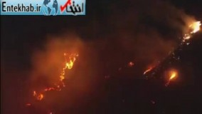 ادامه آتشسوزی در جنوب کالیفرنیا؛ بیش از ۴۰ نفر کشته شدند