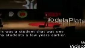 ایجاد احساس خوب درباره کار - کانال تلگرام سخنرانی های تد