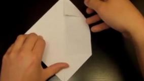 ساخت پنجه های وحشتناک کاغذی (اوریگامی)