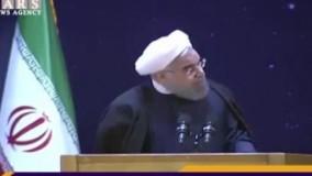 واکنش روحانی به اقدام جنجالی ترامپ لغو روادید ملتها کار «تازهکارهاست