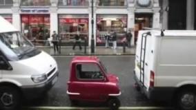 10تا از عجیب ترین وسایل نقلیه در دنیا