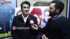 حسام نواب صفوی به جنگ با داعش میرم