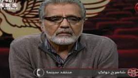 فراستی: وزیر ارشاد علیه من و بهروز افخمی پروندهسازی کرده است