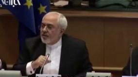 حرفهای شنیدنی ظریف درپارلمان اروپا درباره برنامه موشکی