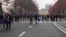 حاشیههای دربی 84 درگیری هواداران استقلال و پرسپولیس