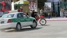 قدرت نظامی پلیس های ایران در سال 2016