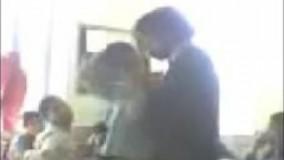 کتک زدن دانش آموز استان لرستان شهرستان کوهدشت