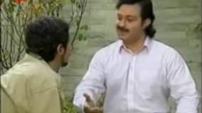 خاطره تعریف کردن شخصیت افغانی سریال طنز چارخونه