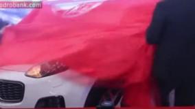 نسل جدید كیا اسپورتیج در نمایشگاه خودروتهران رونمایی شد