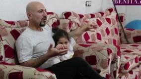مصاحبه بنیتا با آرات - کودک نابغه ژیمناست ایرانی