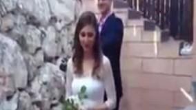 عاقبت خیانت عروس به داماد/کلیپ فوق خنده دار و دیدنی
