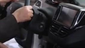 معرفی خودروی پژو 2008 در نمایشگاه شهر آفتاب