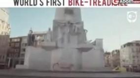 با دوچرخه Lopifit به جای رکاب زدن، پیاده روی کنید