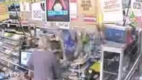 دزدی فروشنده از مشتری