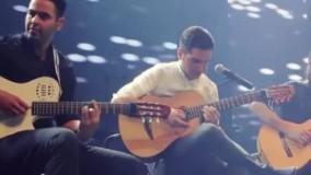 اجرای زنده ی آهنگ بهت قول میدم توسط محسن یگانه