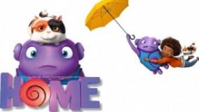 انیمیشن خانه (2015 Home)-دوبله فارسی