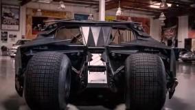 ماشین بتمن در دنیای واقعی را دیده اید؟
