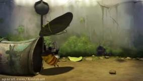 لاروا قسمت 15 Bee