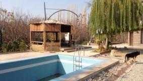 باغ ویلا ۵۰۰۰ متری در بکه