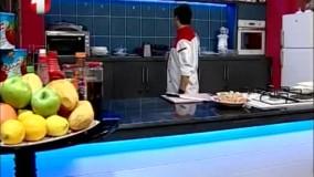 آشپزی _مرغ سرخ شده