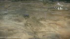 ویدیویی جذاب و تماشایی از پایتخت ایران، تهران