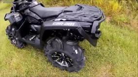 موتور 4 چرخ مدل 2017