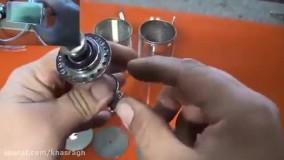 روش ساخت کاردستی یک موتور جت