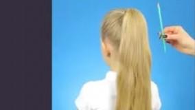 مدل آرایش مو برای دختر بچه ها