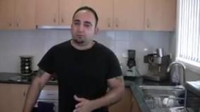آموزش كوكو سبزي وفينگر فود ان همراه با جواد جوادي