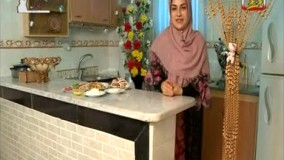 آموزش آشپزی بزبان کردی - پاستا با سس قارچ