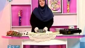 آموزش آشپزی - کیک نارگیلی